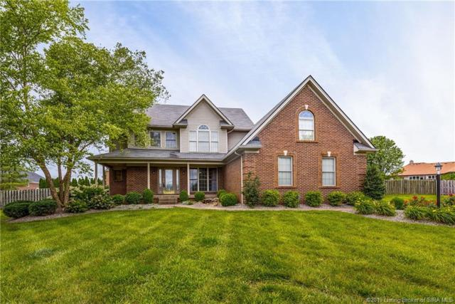 3322 Twelve Oaks Court, Sellersburg, IN 47172 (#201908455) :: The Stiller Group