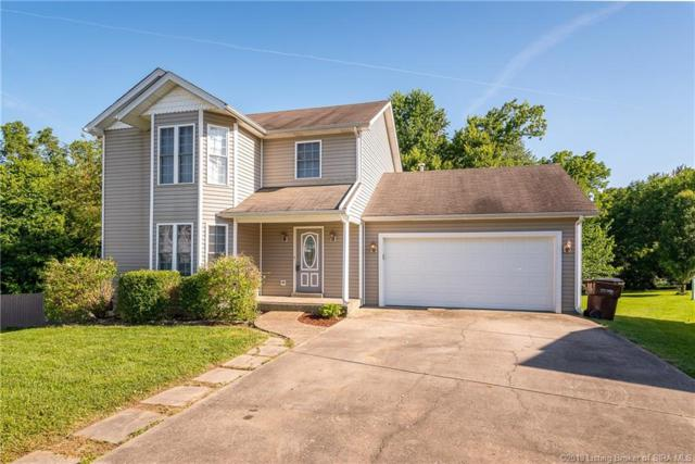 1408 Sweet Pea Ridge, Jeffersonville, IN 47130 (MLS #201908691) :: The Paxton Group at Keller Williams Realty Consultants