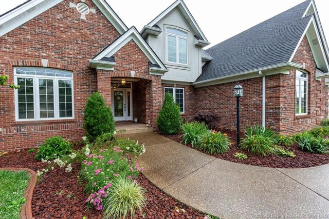 5811 Spring Meadow Drive, Georgetown, IN 47122 (#201908724) :: The Stiller Group