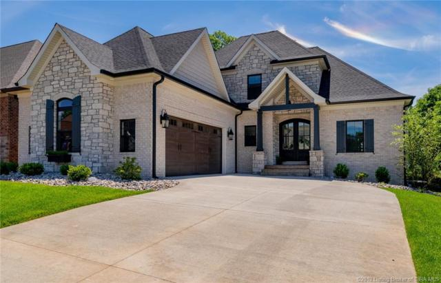 6332 Cliff Drive, Jeffersonville, IN 47130 (#201908785) :: The Stiller Group