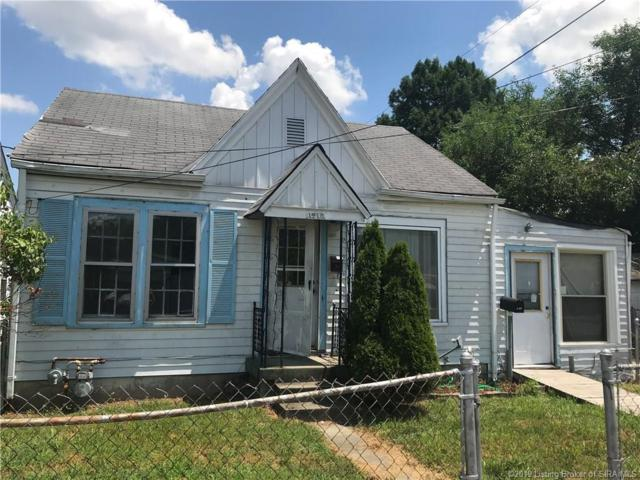 1210 Mcdonald Avenue, New Albany, IN 47150 (MLS #201909147) :: The Paxton Group at Keller Williams Realty Consultants