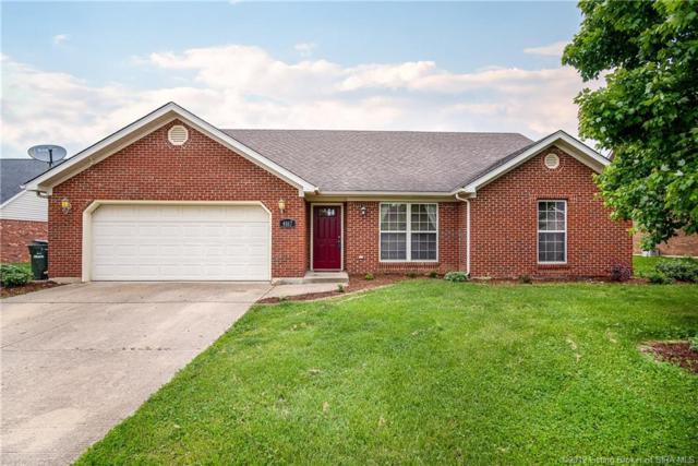 4167 Silver Slate Drive, Jeffersonville, IN 47130 (MLS #201909358) :: The Paxton Group at Keller Williams Realty Consultants