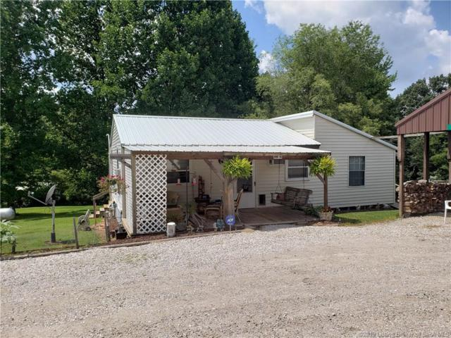 6186 W Newton Stewart Road, Taswell, IN 47175 (MLS #201909405) :: The Paxton Group at Keller Williams Realty Consultants