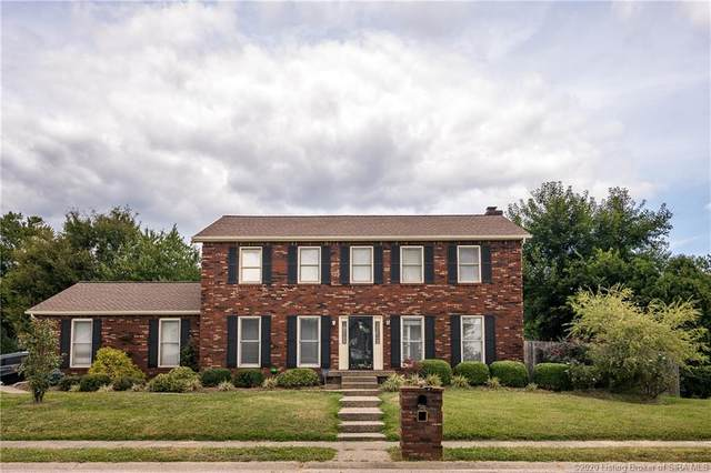 3908 Chapel View Lane, New Albany, IN 47150 (MLS #201909746) :: The Paxton Group at Keller Williams Realty Consultants