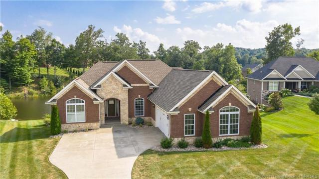 3411 Royal Lake Drive, Floyds Knobs, IN 47119 (#201909880) :: The Stiller Group