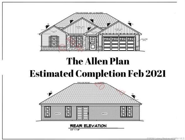6531 Ashley Springs Court Lot 11, Charlestown, IN 47111 (#2020010094) :: The Stiller Group