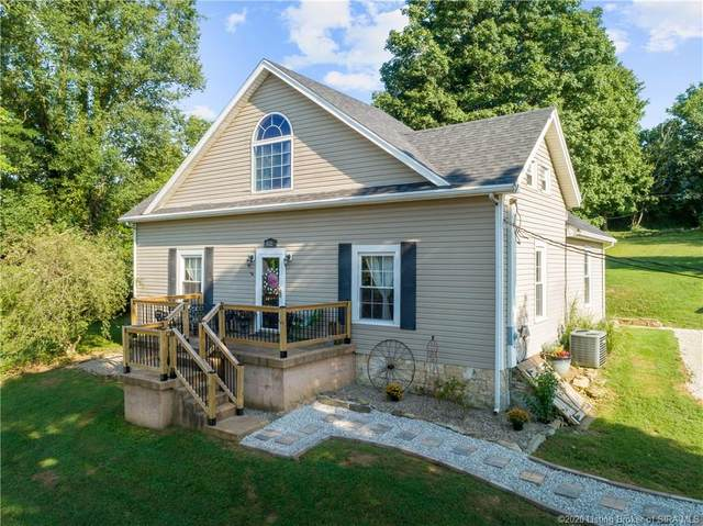 7225 Main Street NE, Lanesville, IN 47136 (MLS #2020010095) :: The Paxton Group at Keller Williams Realty Consultants