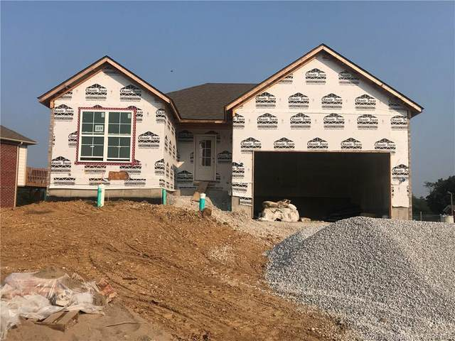 4437 Chickasawhaw (Lot 119) Drive, Sellersburg, IN 47172 (MLS #2020010164) :: The Paxton Group at Keller Williams Realty Consultants