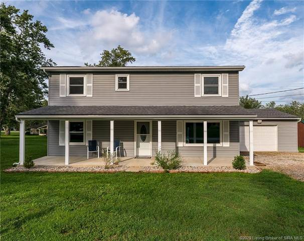 306 Lake Road, Henryville, IN 47126 (MLS #2020010368) :: The Paxton Group at Keller Williams Realty Consultants