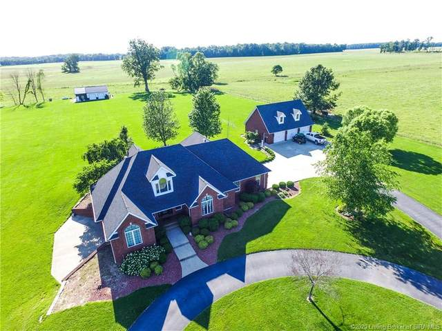 155 S Campbellsburg Livonia Road, Campbellsburg, IN 47108 (MLS #2020010370) :: The Paxton Group at Keller Williams Realty Consultants