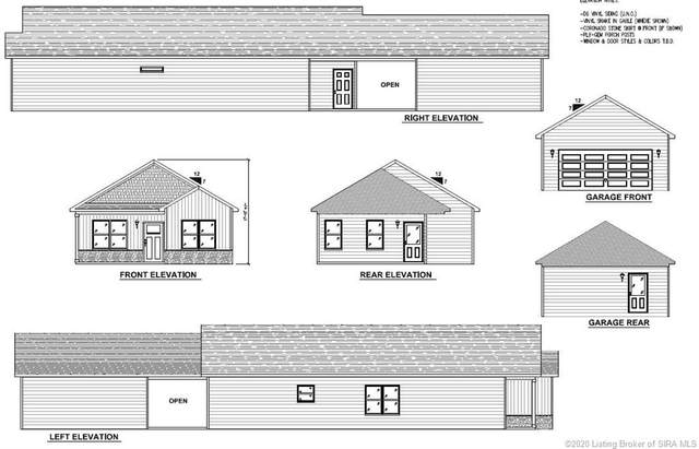 3925 - Lot 229 Bird Song Way, Jeffersonville, IN 47130 (MLS #2020010373) :: The Paxton Group at Keller Williams Realty Consultants