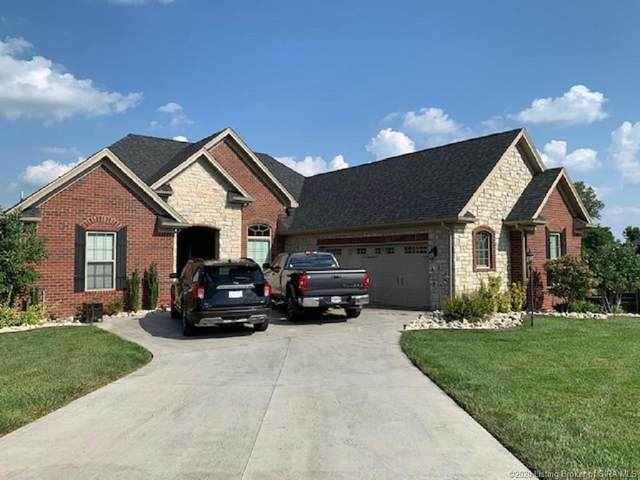 2912 Boulder Ridge Drive, Jeffersonville, IN 47130 (MLS #2020010428) :: The Paxton Group at Keller Williams Realty Consultants