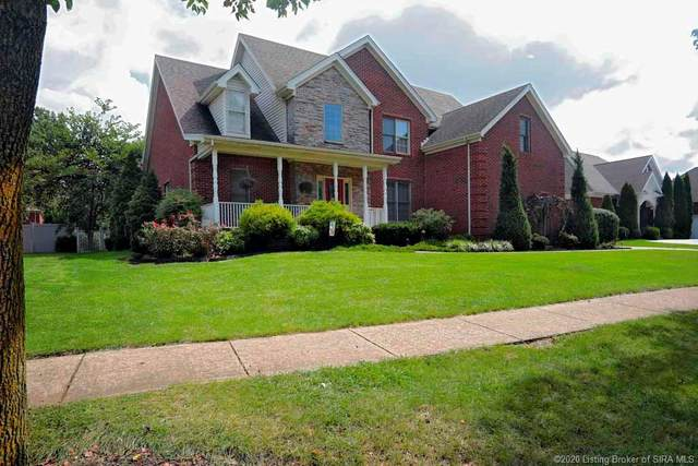 205 Bartholomew Boulevard, Jeffersonville, IN 47130 (MLS #2020010481) :: The Paxton Group at Keller Williams Realty Consultants