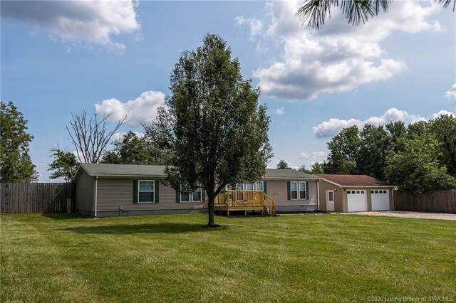 13340 S Martin Mathis Road NE, Palmyra, IN 47164 (MLS #2020010493) :: The Paxton Group at Keller Williams Realty Consultants