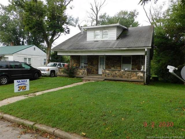 505 1st Street, Paoli, IN 47454 (MLS #2020010495) :: The Paxton Group at Keller Williams Realty Consultants
