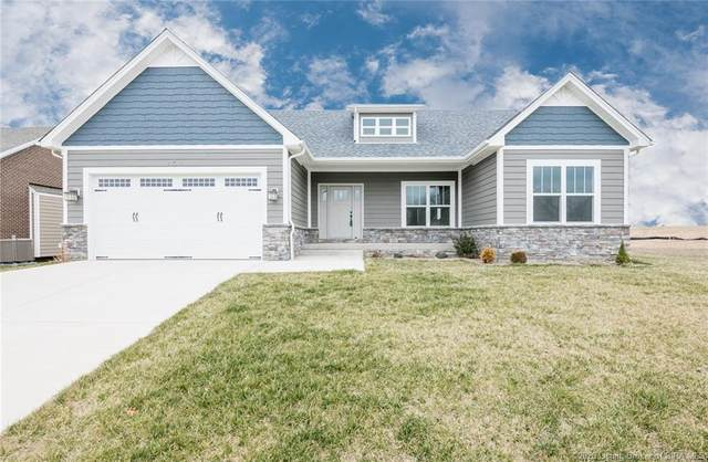 3154 Badger Run, Jeffersonville, IN 47130 (MLS #2020010516) :: The Paxton Group at Keller Williams Realty Consultants