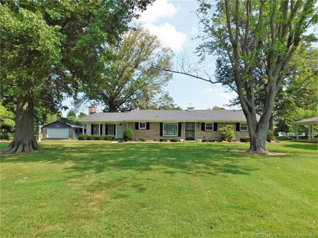421 S Whippoorwill Lane, Scottsburg, IN 47170 (MLS #2020010534) :: The Paxton Group at Keller Williams Realty Consultants