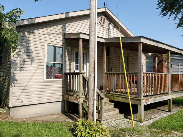 305 E Main Street, Pekin, IN 47165 (MLS #2020010538) :: The Paxton Group at Keller Williams Realty Consultants