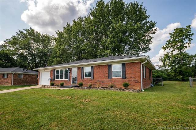 320 Redbud Drive, New Albany, IN 47150 (MLS #2020010555) :: The Paxton Group at Keller Williams Realty Consultants