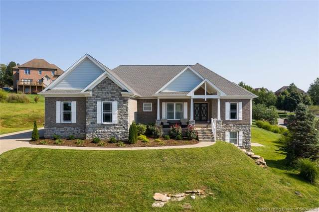 3119 New Chapel Road, Jeffersonville, IN 47130 (MLS #2020010557) :: The Paxton Group at Keller Williams Realty Consultants