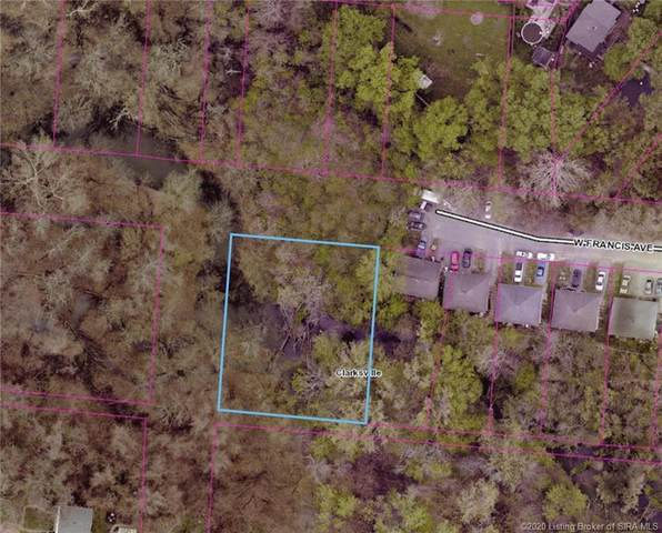 W Francis Avenue Lot 1 & 2, Clarksville, IN 47129 (MLS #2020010561) :: The Paxton Group at Keller Williams Realty Consultants