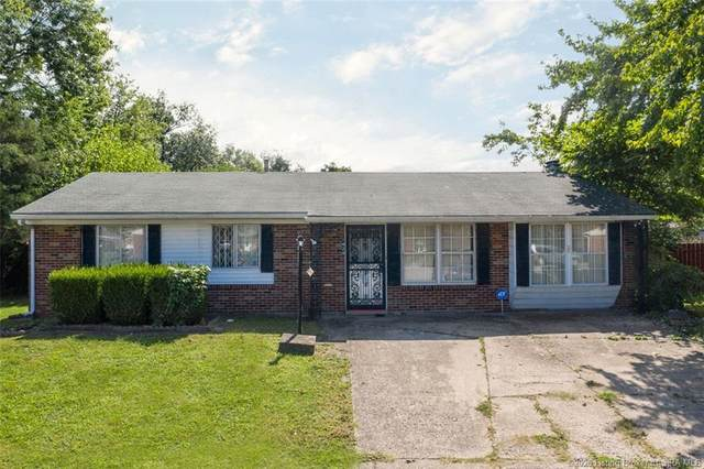 1424 Gamma Court, Clarksville, IN 47129 (MLS #2020010619) :: The Paxton Group at Keller Williams Realty Consultants