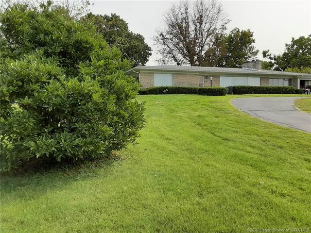 7765 State Road 62, Lanesville, IN 47136 (MLS #2020010644) :: The Paxton Group at Keller Williams Realty Consultants