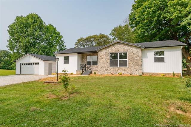 9100 Highway 150, Greenville, IN 47124 (MLS #2020010690) :: The Paxton Group at Keller Williams Realty Consultants