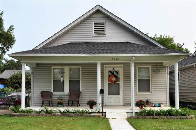 2010 Silver Street, New Albany, IN 47150 (MLS #2020010702) :: The Paxton Group at Keller Williams Realty Consultants