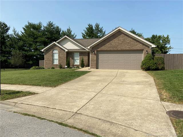 5802 Pine View Court, Jeffersonville, IN 47130 (MLS #2020010703) :: The Paxton Group at Keller Williams Realty Consultants