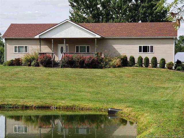 12006 Old Us 50, Aurora, IN 47018 (MLS #2020010724) :: The Paxton Group at Keller Williams Realty Consultants