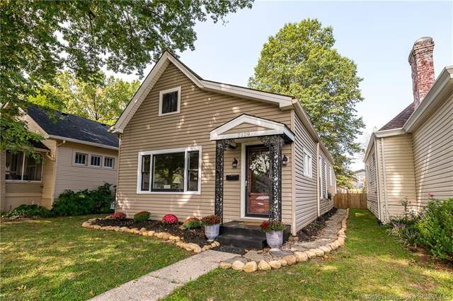 2129 E Elm Street, New Albany, IN 47150 (MLS #2020010733) :: The Paxton Group at Keller Williams Realty Consultants