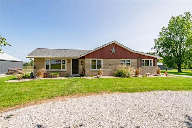 7892 S State Road 66, Leavenworth, IN 47137 (MLS #2020010735) :: The Paxton Group at Keller Williams Realty Consultants