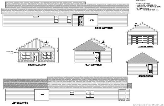 3919 - Lot 226 Bird Song Way, Jeffersonville, IN 47130 (MLS #2020010744) :: The Paxton Group at Keller Williams Realty Consultants