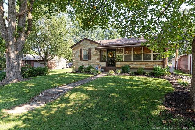602 Woodrow Avenue, New Albany, IN 47150 (MLS #2020010758) :: The Paxton Group at Keller Williams Realty Consultants