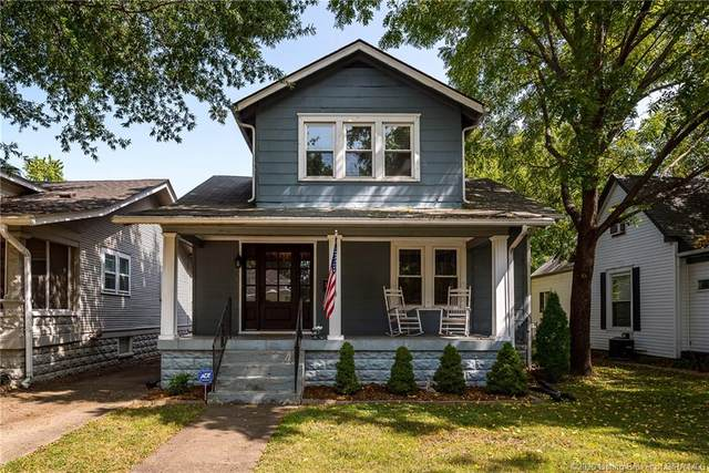 316 Woodrow Avenue, New Albany, IN 47150 (MLS #2020010765) :: The Paxton Group at Keller Williams Realty Consultants