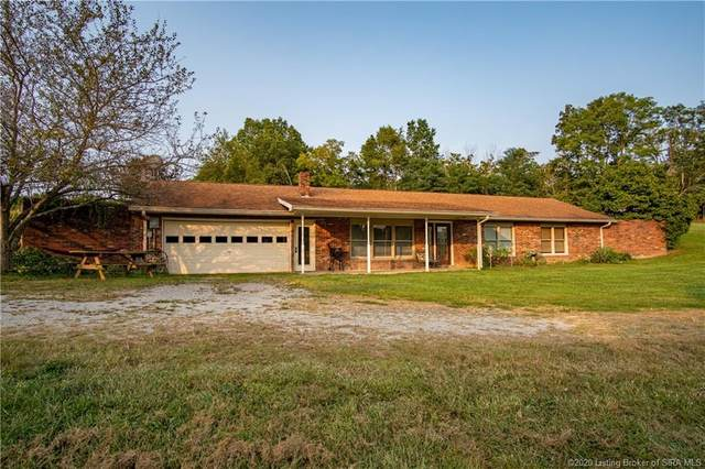 7802 Upper Dry Fork Road, Madison, IN 47250 (MLS #2020010792) :: The Paxton Group at Keller Williams Realty Consultants