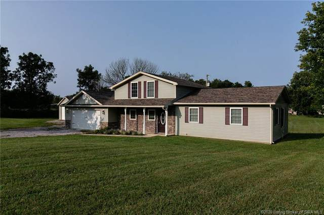 8455 Mayden Trail Road NW, New Salisbury, IN 47161 (MLS #2020010814) :: The Paxton Group at Keller Williams Realty Consultants