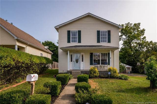 1222 Naghel Street, New Albany, IN 47150 (MLS #2020010861) :: The Paxton Group at Keller Williams Realty Consultants
