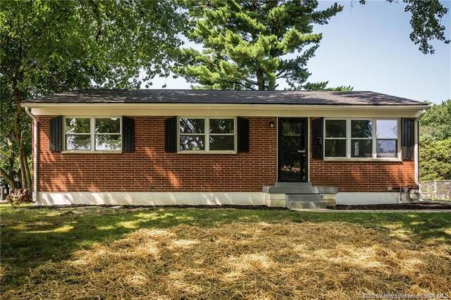 1709 Jonquil Drive, Jeffersonville, IN 47130 (MLS #2020010902) :: The Paxton Group at Keller Williams Realty Consultants