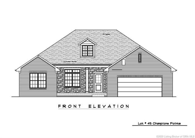 1732 Champions Pointe Parkway N Lot 49, Henryville, IN 47126 (#2020010984) :: Impact Homes Group