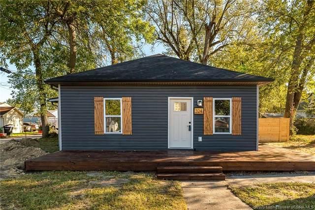 324 Penn Street, Jeffersonville, IN 47130 (#2020011034) :: The Stiller Group