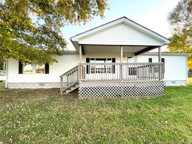 516 N Jackson Street, Crothersville, IN 47229 (#2020011163) :: Impact Homes Group