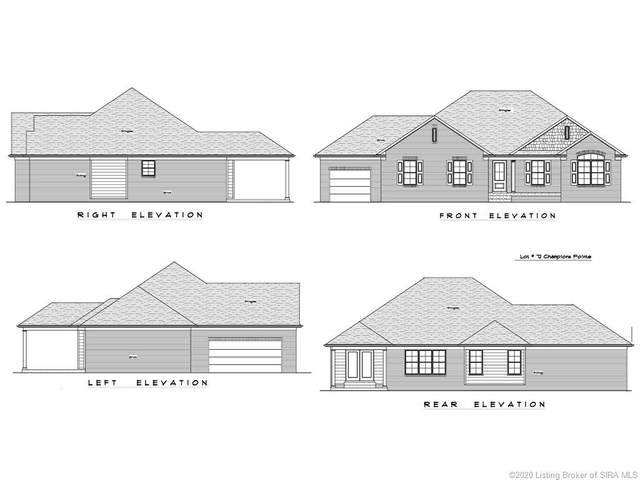 1729 Champions Pointe Parkway Lot 72, Henryville, IN 47126 (#2020011179) :: Impact Homes Group