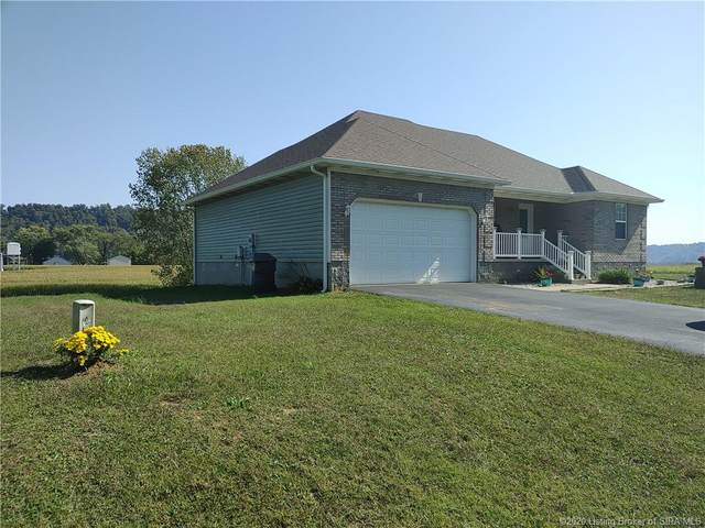2253 S Bluff Run Drive, Hanover, IN 47243 (MLS #2020011184) :: The Paxton Group at Keller Williams Realty Consultants