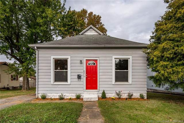 2313 Charlestown Road, New Albany, IN 47150 (MLS #2020011230) :: The Paxton Group at Keller Williams Realty Consultants