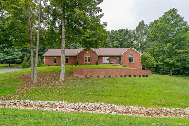 3601 Vale Hill Drive, Floyds Knobs, IN 47119 (MLS #2020011239) :: The Paxton Group at Keller Williams Realty Consultants