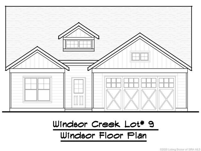3918 Windsor Creek Drive Lot #9, New Albany, IN 47150 (#2020011315) :: Impact Homes Group