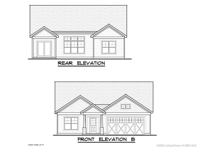 3922 Windsor Creek Drive Lot 11, New Albany, IN 47150 (#2020011317) :: Impact Homes Group