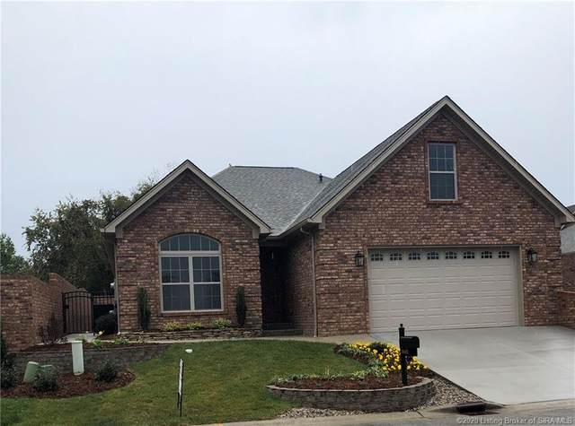 2442 Aspen Way, Jeffersonville, IN 47130 (MLS #2020011338) :: The Paxton Group at Keller Williams Realty Consultants